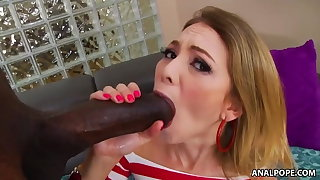 Painful monster diabolical cock ass fuck - Angel Smalls