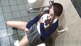japanese slut rubs cunt extreme