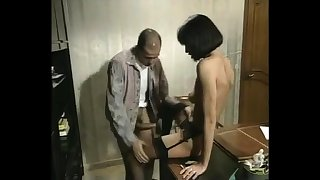 Nautical head Holmes Fucks Hairy Brunette Girl Vintage Porn 1970s