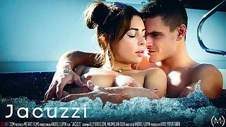 Jacuzzi - Ally Breelsen & Maxmilian Dior - SexArt